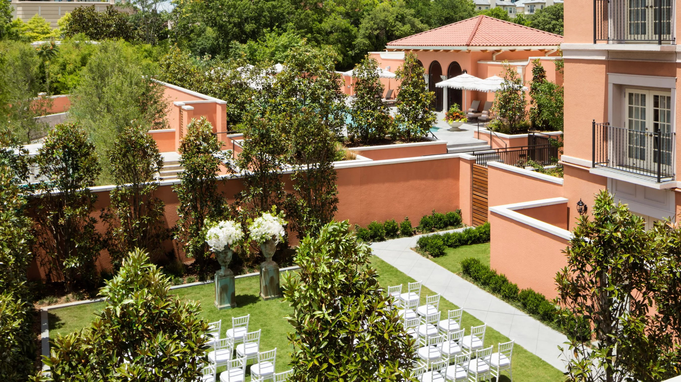 Rosewood Mansion on Turtle Creek Elopements Dallas TX